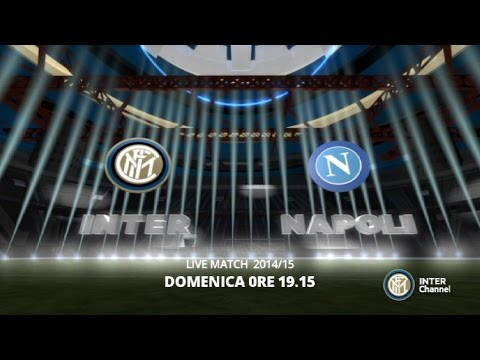 VIVI INTER NAPOLI SU INTER CHANNEL