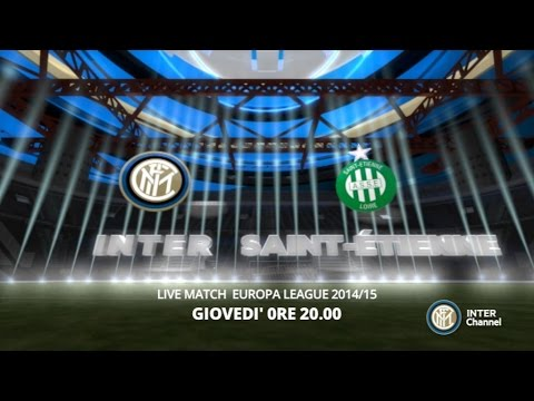 VIVI INTER ST ETIENNE SU INTER CHANNEL
