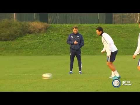 ALLENAMENTO INTER REAL AUDIO 28 10 104