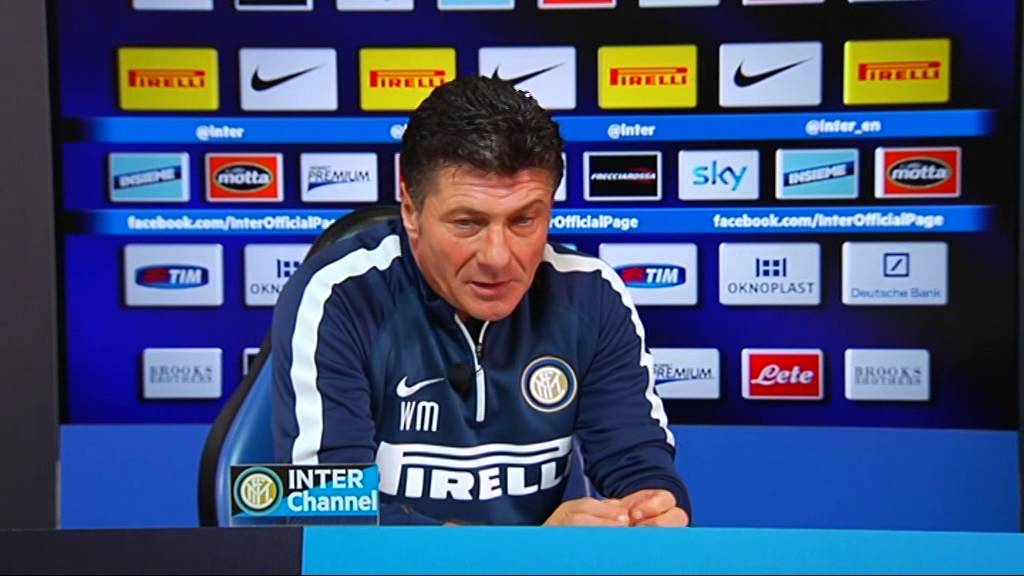 Conferenza Stampa Mazzarri prima di Inter-Sampdoria
