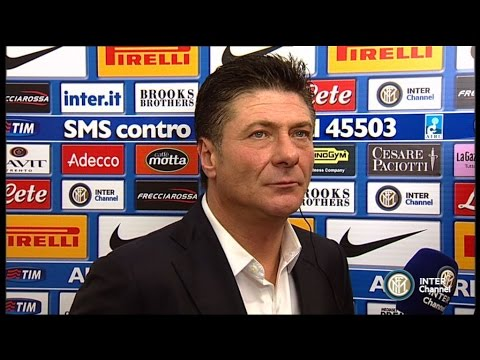 LE PAROLE DI MAZZARRI POST INTER - H. VERONA