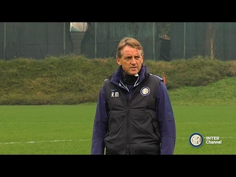 ALLENAMENTO INTER REAL AUDIO 03 12 2014