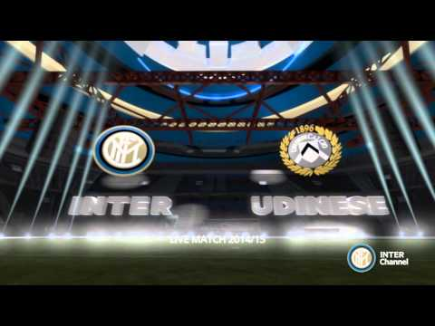 VIVI INTER UDINESE SU INTER CHANNEL