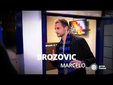 SEGUI LA CONFERENZA DI BROZOVIC SU INTER CHANNEL