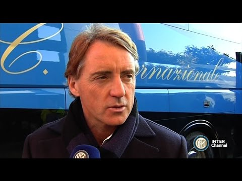 intervista mancini post sassuolo inter