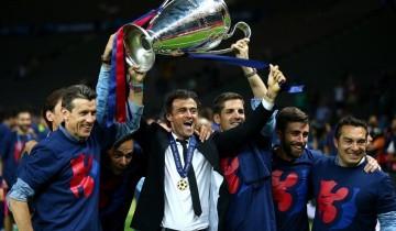 Футбольные тренера, выигравшие Лигу Чемпионов